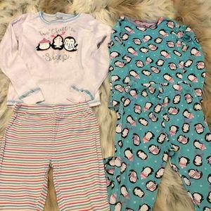 Girls Pajama Set (Size 10)